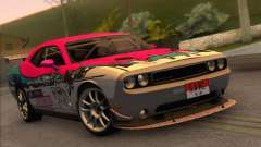 Dodge Challenger SRT8 2012 para GTA San Andreas