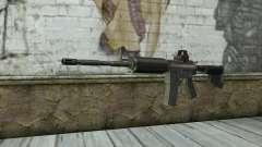 M4A1 Holosight para GTA San Andreas