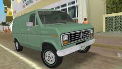 Ford E-150 1983 Short Version Commercial Van