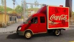 33023 Gacela De Coca-Cola