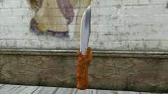 Cuchillo de colección