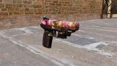 Pistola FN Cinco de los siete Puntos LAM para GTA 4
