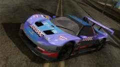 Honda NSX World Grand Prix para GTA San Andreas