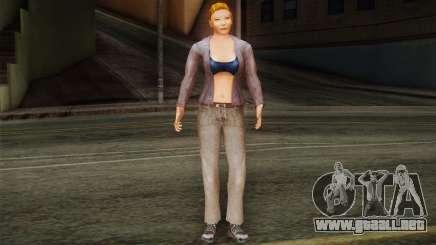 Woman Autoracer from FlatOut v2 para GTA San Andreas