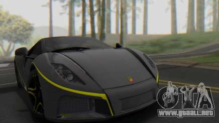 GTA Spano 2014 Carbon Edition para GTA San Andreas
