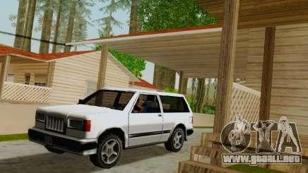 Landstalker Dolor para GTA San Andreas