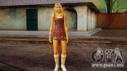 Hannah Montana para GTA San Andreas