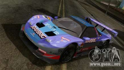 Honda NSX World Grand Prix para GTA San Andreas