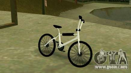 BMX из GTA Vice City Stories para GTA San Andreas