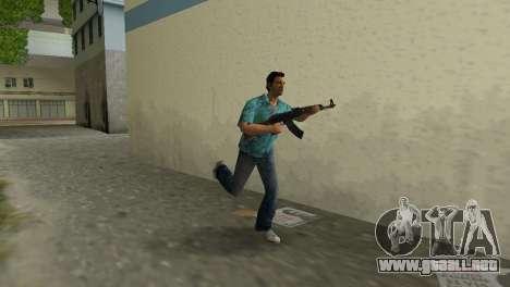 Kalashnikov Tipo 1 para GTA Vice City segunda pantalla