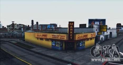 ViSA Beta 1 para GTA San Andreas sucesivamente de pantalla