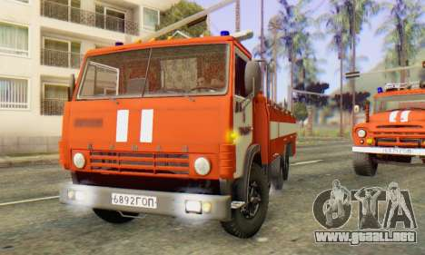 KamAZ 53212 AP-5 [FIV] para GTA San Andreas left