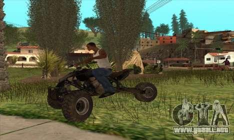 Trike from Ravaged para la visión correcta GTA San Andreas