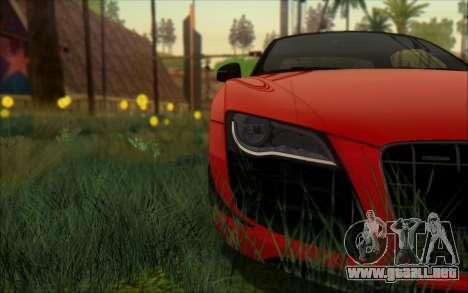 SA Ultimate Graphic Overhaul 1.0 Fix para GTA San Andreas segunda pantalla
