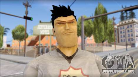 Serious Sam para GTA San Andreas tercera pantalla