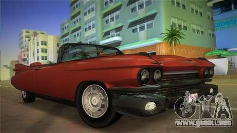 Cadillac Eldorado para GTA Vice City