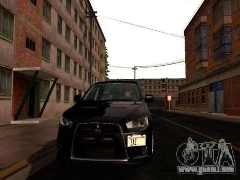ENB por Makar_SmW86 v5.5 para GTA San Andreas