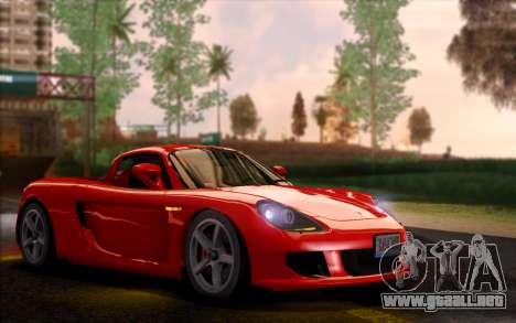 SA Ultimate Graphic Overhaul 1.0 Fix para GTA San Andreas sucesivamente de pantalla