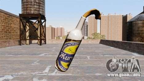 El Cóctel Molotov-Zhiguli para GTA 4