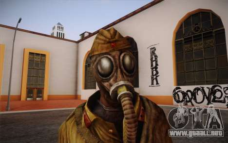 Nikolai from Killing Floor para GTA San Andreas tercera pantalla