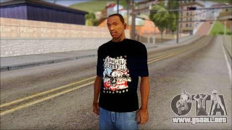 A7X Stars And Stripes T-Shirt para GTA San Andreas