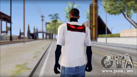 Monster von Back O Beyond T-Shirt para GTA San Andreas segunda pantalla
