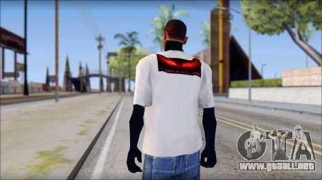 Monster von Back O Beyond T-Shirt para GTA San Andreas segunda pantalla