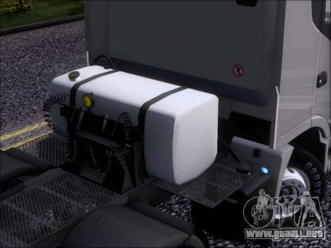 Iveco Stralis HiWay 560 E6 8x4 para vista inferior GTA San Andreas