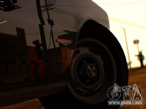 Lime ENB v1.1 para GTA San Andreas undécima de pantalla