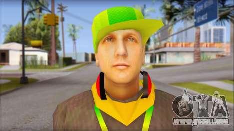 Urban DJ v3 para GTA San Andreas tercera pantalla