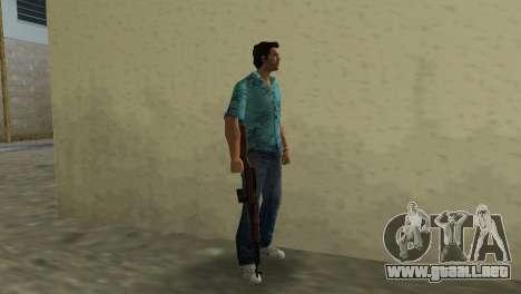 Auto-Carga Del Rifle Tokareva para GTA Vice City tercera pantalla