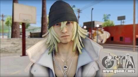 Final Fantasy XI - Snow para GTA San Andreas tercera pantalla