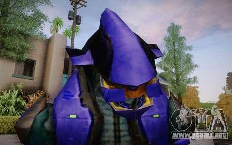 Blue Elite v2 para GTA San Andreas tercera pantalla