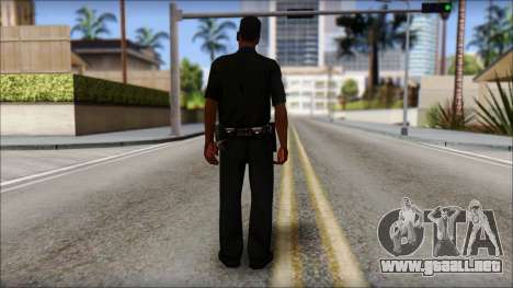 Sweet Policia para GTA San Andreas tercera pantalla