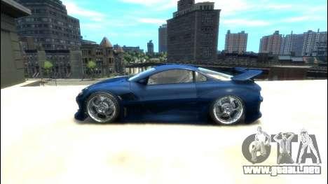 CyborX CD XL-GT para GTA 4 visión correcta