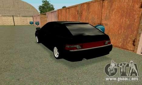 VAZ 21123 Turbo para GTA San Andreas left