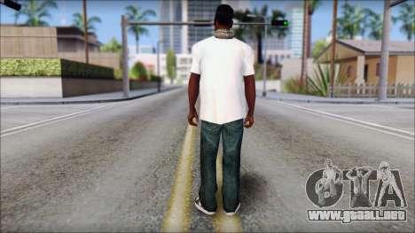 Sweet Normal para GTA San Andreas tercera pantalla