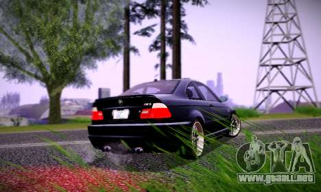 ENBSeries for Low PC para GTA San Andreas segunda pantalla