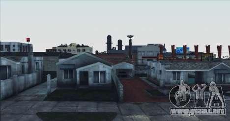 ViSA Beta 1 para GTA San Andreas segunda pantalla