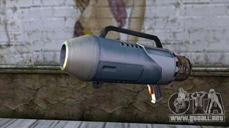 Spudgun from Bully Scholarship Edition para GTA San Andreas