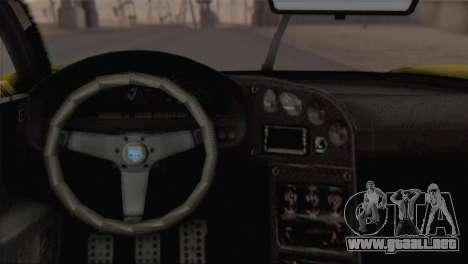 GTA V Turismo R para la visión correcta GTA San Andreas