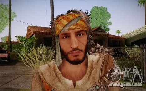 Yusuf Tazim from Assassin Creed: Revelation para GTA San Andreas tercera pantalla