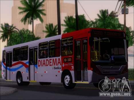 Comil Svelto 2008 Volksbus 17-2 Benfica Diadema para vista inferior GTA San Andreas