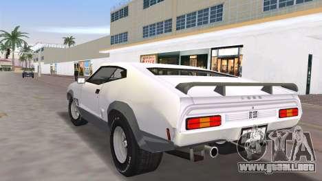 Ford XB GT Falcon Hardtop 1973 para GTA Vice City left