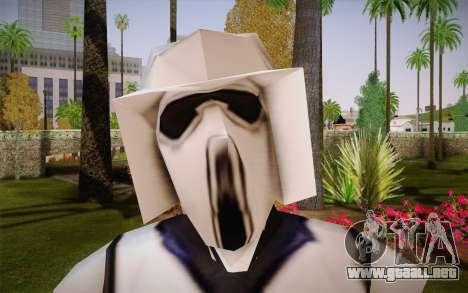 Scout trooper II para GTA San Andreas tercera pantalla