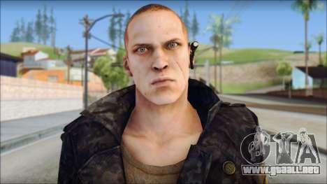 Jake Muller from Resident Evil 6 v1 para GTA San Andreas tercera pantalla
