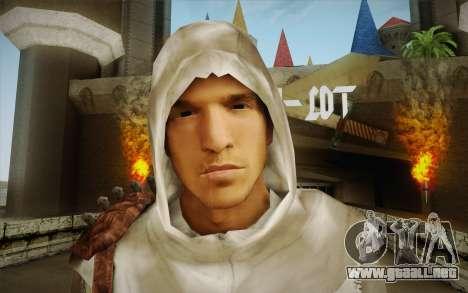 Altair from Assassins Creed para GTA San Andreas tercera pantalla