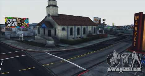 ViSA Beta 1 para GTA San Andreas tercera pantalla