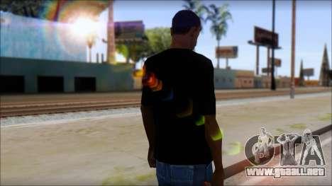 Anarhcy T-Shirt v1 para GTA San Andreas segunda pantalla