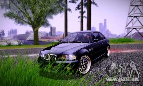ENBSeries for Low PC para GTA San Andreas